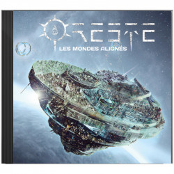 Oreste - Audio Book FR