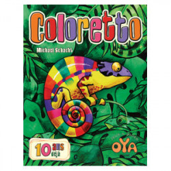 Coloretto 10 ans