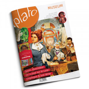 Boite de Plato 118 - Juillet-Août 2019