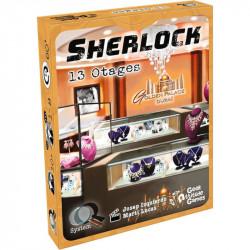 Q-System - Sherlock : 13 Otages