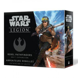 Star Wars : Légion - Arpenteurs Rebelles
