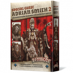 Zombicide Green Horde Special Guest: Adrian...