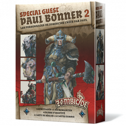 Zombicide Green Horde - Special Guest : Paul...