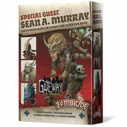 Zombicide Green Horde - Special Guest : Sean A....