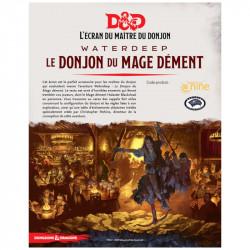 Dungeons & Dragons 5 : Ecran le Donjon du Mage...
