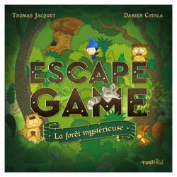 Escape Game Kids - La Forêt Mystérieuse