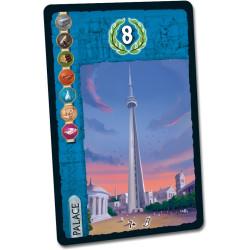 7 Wonders : Carte CN Tower Palace