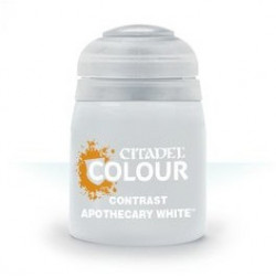 Citadel Colour Contrast Apothecary White