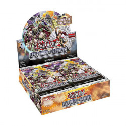 24 Boosters - Les Poings des Gadgets - Yu-Gi-Oh