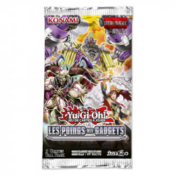 Booster Les Poings des Gadgets Yu-Gi-Oh