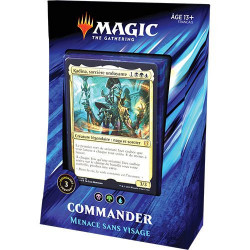 Deck Commander 2019 - Menace Sans Visage