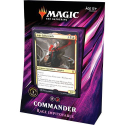 Deck Commander 2019 - Rage Impitoyable