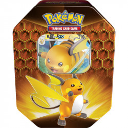 Pokebox Noël 2019 - Raichu Gx - SL11.5...