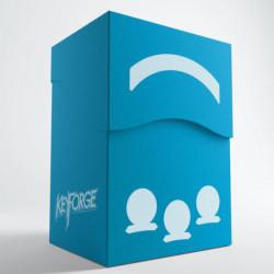 Deck Box Keyforge Gemini Bleu