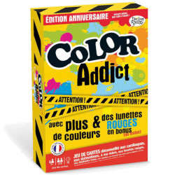 Color Addict Edition Anniversaire 10 ans