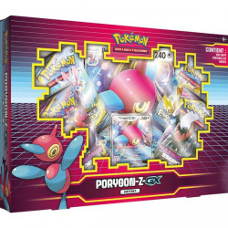 Coffret Pokémon Porygon-Z GX