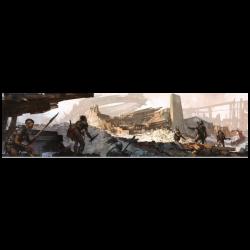 Wasteland - Ecran de Jeu