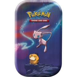 Mini Pokebox Pouvoir de Kanto - Mew
