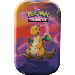 Mini Pokebox Pouvoir de Kanto - Dracolosse