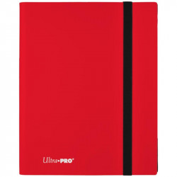 Pro Binder A4 360 Cartes - Apple Red...