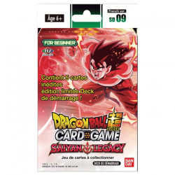 Dragon Ball Super Card Game - Starter 9