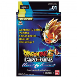 Dragon Ball Super Card Game - Expert Deck 1 -...