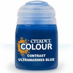 Citadel Colour Contrast Ultramarines Blue