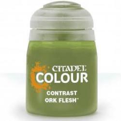 Citadel Colour Contrast Ork Flesh