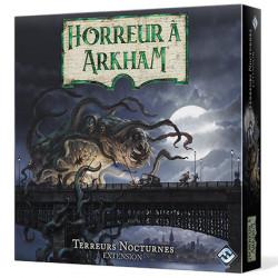 Horreur à Arkham 3ème Edition - Terreurs Nocturnes