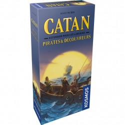 Catan - Pirates & Découvreurs 5/6 Joueurs