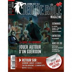 Jeu de Rôle Magazine 47 (Automne 2019)