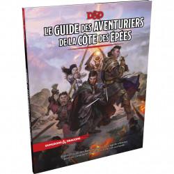 Dungeons & Dragons 5 : Guide des Aventuriers de...