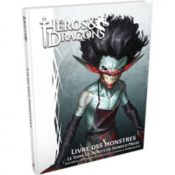 Héros & Dragons - Livre des Monstres