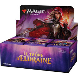 36 Boosters Le Trône d'Eldraine VF