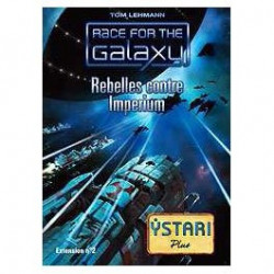 Race for the Galaxy - Rebelles contre...
