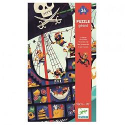 Puzzle Géant Le Bateau des Pirates