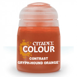Citadel Colour Contrast Gryph-Hound Orange