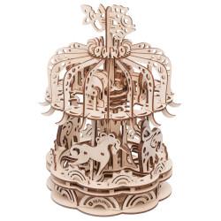 Mr Playwood - Carrousel (Petit Modèle)