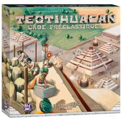 Teotihuacan - L'Age Préclassique