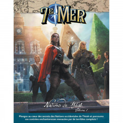 7e Mer : Nations de Théah Volume 1