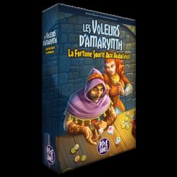 Les Voleurs d'Amarynth - Extension La Fortune...