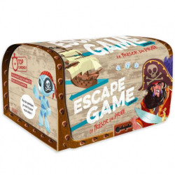 Escape Game Junior - Le Trésor du Pirate