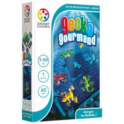 Gecko Gourmand (Colour Catch)