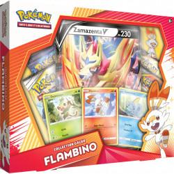 Coffret Pokémon Epée et Bouclier - Flambino...