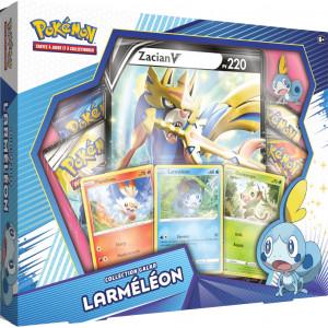 Acheter Coffret Pokemon Epee Et Bouclier Larmeleon Zacian V