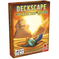 Deckscape - La Malédiction du Sphinx