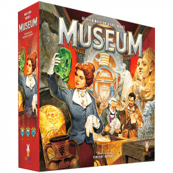 Bundle Museum (Jeu de base + 4 extensions)