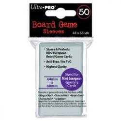 50 Protège Cartes Mini EU Ultra Pro