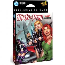 DC Comics Deck Building - Birds of Prey