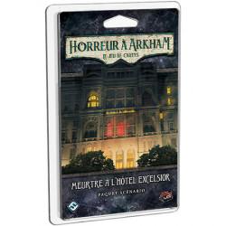 Horreur à Arkham JCE : Meurtre à l'Hôtel Excelsior